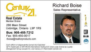 Business card style century 21 template 1002 reheart Image collections