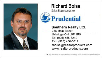Real Estate Broker on Business Card Styles For Prudential Real Estate Agents