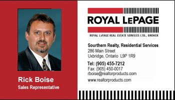 Business card styles for royal lepage real estate agents royal lepage 1005 royal lepage reheart Images